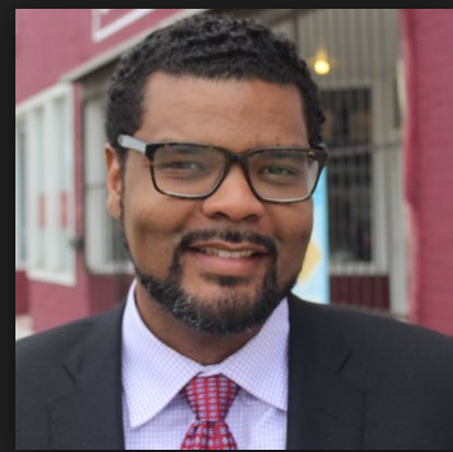 21st Ward Alderman and St. Louis mayoral candidate Antonio French, founded now-defunct Public Defender.